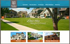 home builder website design. the best homebuilder website design home builder s