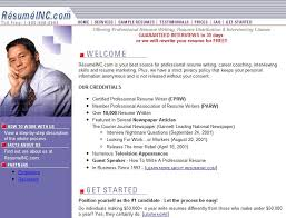 Top Rated Resume Writing Services Inspiration Best Resume Writing Service Resumeinc Review Top Resume Writing