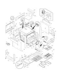 Index on electrolux oven wiring diagram