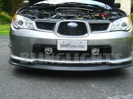 2006 Wrx Fog Light Kit Subaru Impreza Wrx Sti Grille Xenon Fog Lamps Lights Kit