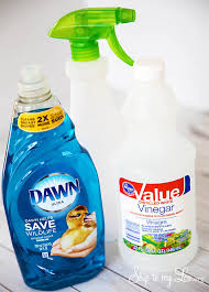 bath and shower cleaner