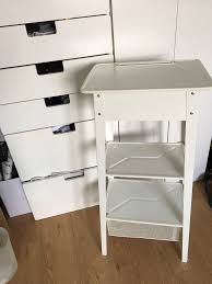 standing laptop station ikea ps 2016 white