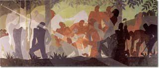 Aaron Douglas - 1920's Art