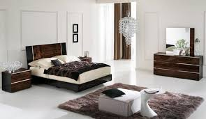 vig furniture alf venere italian modern ebony queen bedroom set vgalfvenere set