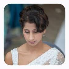 photo of gems hair and makeup surrey bc canada bride hair and