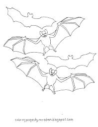 Bats Coloring Page R2323 Bats Coloring Page Rouge The Bat Coloring