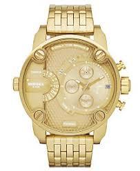 diesel watches at macy s diesel watch macy s diesel watch men s gold tone stainless steel bracelet 51mm dz7287