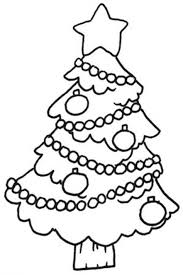 Small Picture Coloring Pages Christmas Tree Coloring Pages Ornaments Printable