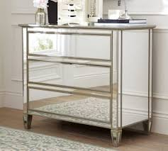 pottery barn mirrored furniture. unique pottery image of beautiful mirrored dresser intended pottery barn furniture n