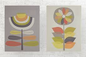 set of 2 contemporary floral large canvases on grey and yellow wall art canada with yellow wall art handpaints decorative wall art next uk