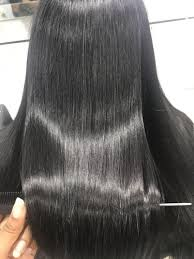 hair straightening at home in tamil