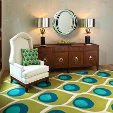 cool global view area rug in multiple tone colors a white corner chair with beautiful views a global view rug