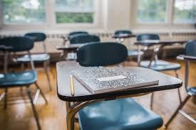 school desk in classroom. Wonderful School School Desks In A Classroom Inside Desk In O