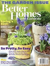 Small Picture Plain Better Homes And Garden Magazine Gardens March 2013 The