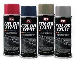 Sem Color Coat 12 Oz Aerosol