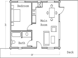 One Bedroom Guest House Plans With Attic Room 2018 And Beautiful Small  Floor Plan Impressive Of Classic Fashionable Ideas Best Images About
