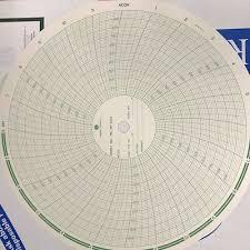 Circular Chart Paper Hr Barton Circular Chart Paper 100 Per Box 5 00 Picclick