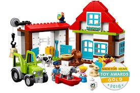 toys for 3 year olds1. LEGO Duplo Farm Adventures, £54.99 Top 3-year-old boys and girls 2019 | MadeForMums