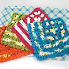 Sugar And Cream Knit Dishcloth Pattern Stunning Lily Sugar'n Cream Granny Corner Dishcloth Version 48 Yarnspirations