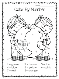Earth Day Coloring Sheets Free Earth Day Coloring Sheets For