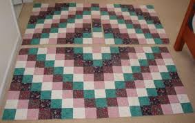 Trip Around The World Quilt Pattern Inspiration Trip Around The World Pf