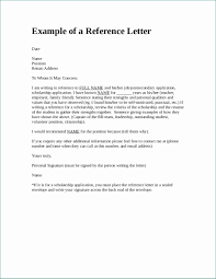 Letter Of Reference Format Sample Template Precious Free Letter Of