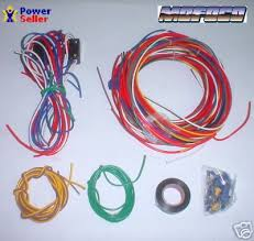 mofoco empi 9466 vw bug buggy universal wire harness fuse box empi 9466 vw bug buggy universal wire harness fuse box