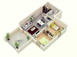 understanding floor plans trends including outstanding simple one story 2 bedroom house 3d pictures two