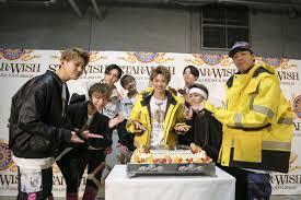 新年一発目のexile Live Tour Star Of Wish福岡初日無事に終了しました