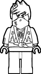 Coloring Pages Ideas Ninjago Kai Coloring Pages Photo Inspirations