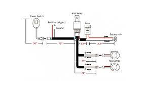 Headlights To Fog Light Relay Wiring Diagram Off-Road Light Wiring Diagram