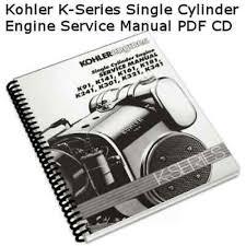 kohler engine service manual k91 k181