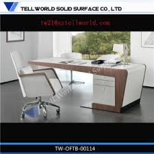 intelligent designs composite white solid surface acrylic stone office furniture office desk table home office furniture acrylic office furniture home