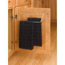 Rev A Shelf 1275 In W X 65 In Tier Metal Towel Holder At Lowescom