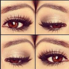 cute makeup looks for brown eyes photo 2