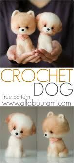 Dog Crochet Pattern Cool Pattern Chinese New Year Dog All About Ami