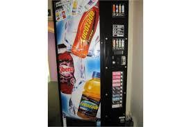 Lucozade Vending Machine Simple A Lucozade Coke Orange Drinks Vending Machine