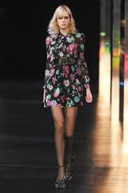Spring 2015 Fashion Trend Grown Up Baby Doll Dresses At Givenchy