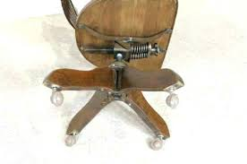 antique swivel office chair. Antique Swivel Desk Chair Office Parts Chairs Oak Tilt And .