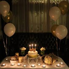 Small Picture Elegant Birthday Party Decoration Ideas At Home Nice Home