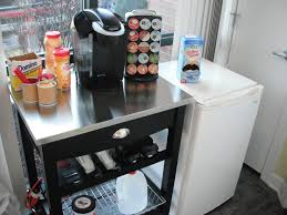 Coffee bar for office Office Lobby Baby Nursery Appealing Apartment Furniture Coffee Stations Purple Tables Foter Dentist Office Mason Ohio Trailsidedental Nutritionfood Baby Nursery Engaging Coffee Bar For Office High Definition Gallery