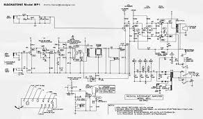 pianet n schematic the wiring diagram magnatoneamps schematic