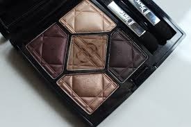 dior 5 couleurs 797 feel eyeshadow palette open