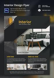 Resume Workshop Flyer Template Interior Design Flyer Template 24 Free Psd Ai Vector Eps Krish 20