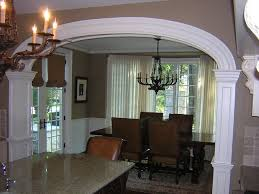 Archways traditional-dining-room