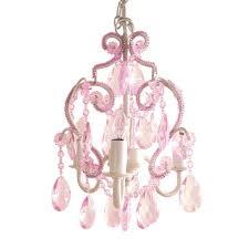 little girl chandelier lamp pink chandelier for girls room whyrllcom