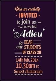 Free Farewell Invitation Farewell Party Invitation Template Free