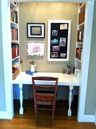 office in a closet. Closet Office Space Find This Pin And More On Favorite Places Spaces By Closets Converted To In A