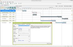 Ganttproject Free Open Source Project Management Tool