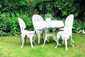 Antique iron patio furniture Lawn Vintage Iron Patio Set Vintage Patio Furniture For Sale Antique Patio Furniture Vintage Metal Patio Furniture Gooddiettvinfo Vintage Iron Patio Set Wrought Iron Table And Chairs Vintage Metal